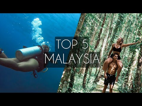 MALAYSIA TRAVEL GUIDE 2020 - BEST PLACES TO VISIT IN MALAYSIA