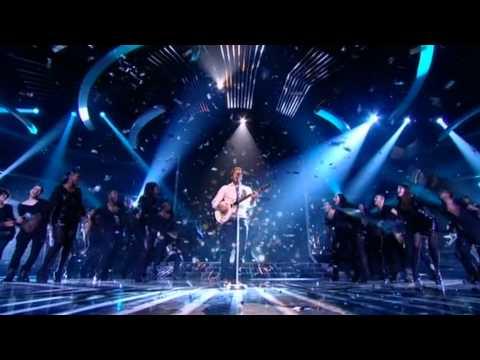 Matt Cardle sings You've Got The Love - The X Factor Live Semi-Final (Full Version)