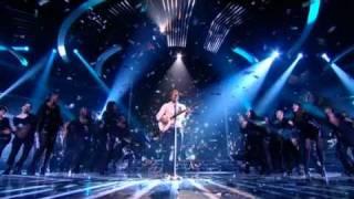 Matt Cardle sings You