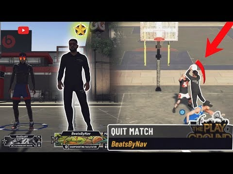 I played with NAV on NBA 2K20 and he QUIT MID GAME AND TROLLED ME! |