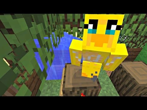 Stampy And Squishy : Feather Adventures : Jungle Dares - {140}