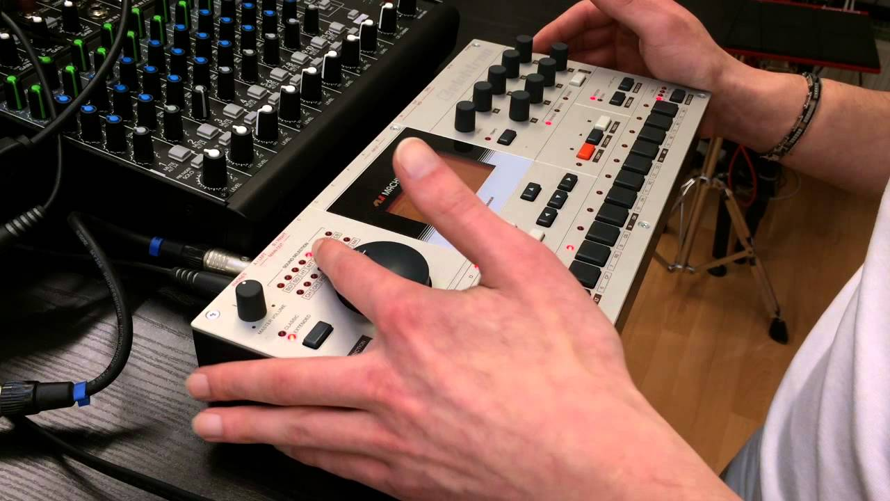 Musicology: The history of the drum machine