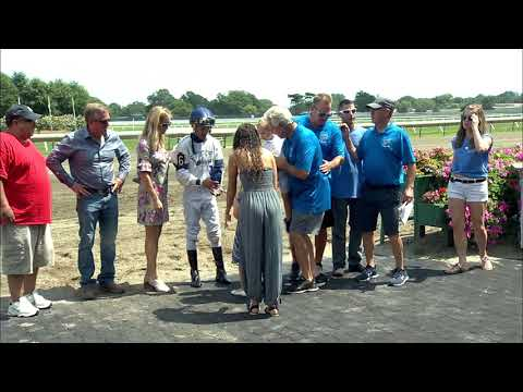video thumbnail for MONMOUTH PARK 8-17-19 RACE 1