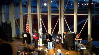 Eddy Clearwater performs for Buddy Guy honors