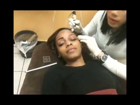 Watch Me Get My Eyebrows Tattooed!!