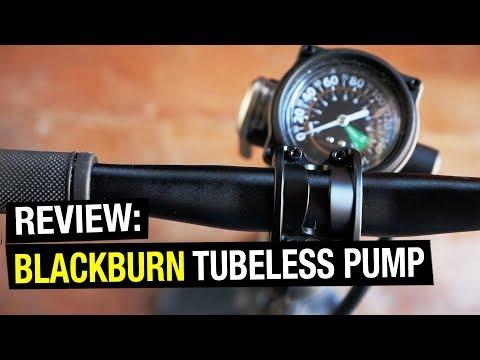Review: Blackburn Chamber Tubeless Pump
