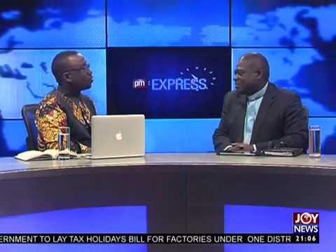 Taxation Of Churches - PM Express on Joy News (9-8-18)