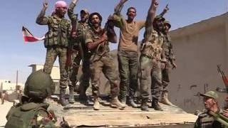 Российская авиация прижимает боевиков ИГИЛ к турецкой границе
