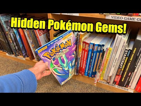 Searching for HIDDEN POKEMON GEMS in a THRIFT STORE SHOPPING HAUL!