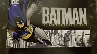 Batman: The Complete Animated Series DVD Boxset (HMV Exclusive)