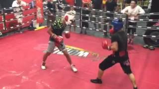 亀田京之介vsライバルボクサー