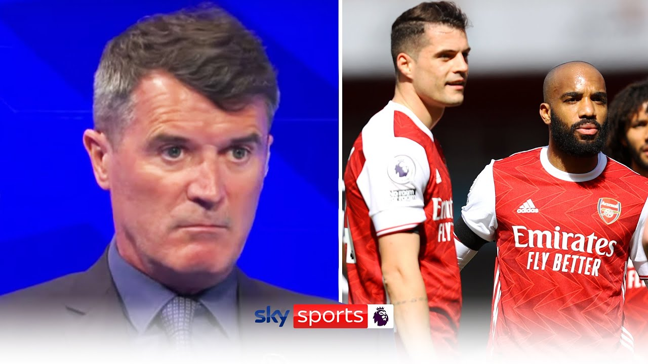"""Arsenal were SHOCKING & dreadful!""   Roy Keane & Micah Richards' assessment of Arsenal vs Fulham"