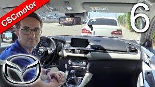 Mazda 6 - 2017   Prueba en carretera