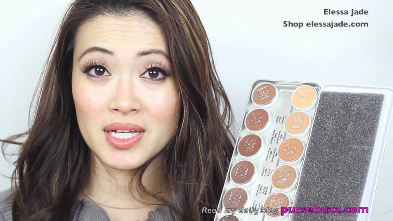 Perfect Foundation Palette for Women of Color (tip thursday) - YouTube