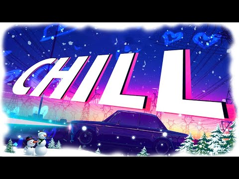 ⛄️ Winter Lofi jazzhop radio - Christmas music beats to chill ❄️ hot cocoa ☕️