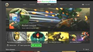 Tutorial For How To Redeem A 12 Month Xbox Live Gold Membership Code On Xbox Live On The Xbox One