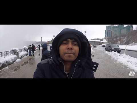 Niagara Falls Montage 2017 City in Ontario, Canada