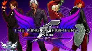 火力全開! - The King Of Fighters Wing EX v1.0 combo