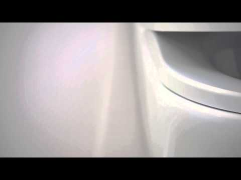 Lyon Close Coupled Toilet and Cistern inc Luxury Soft Close Seat | BathEmpire