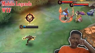 Mobile Legends WTF | Funny Moments Luoyi 300IQ Gameplay