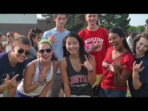 Student Activities at Boston University