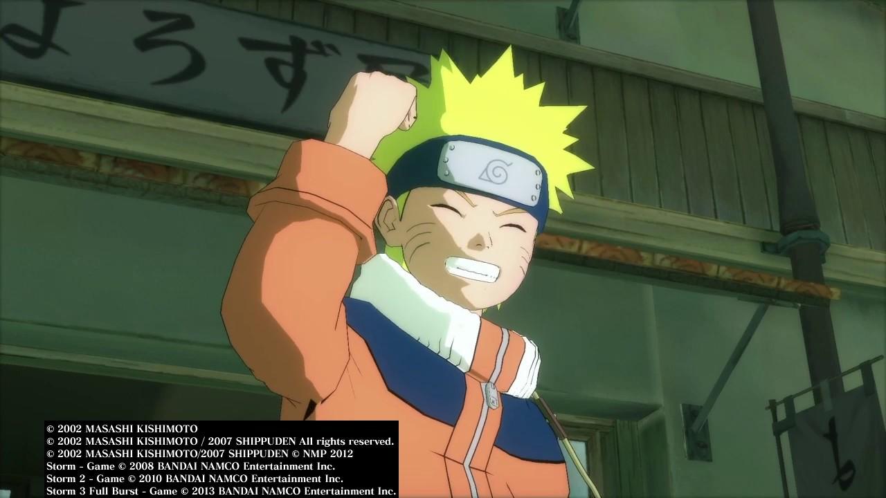 Naruto Folge 2
