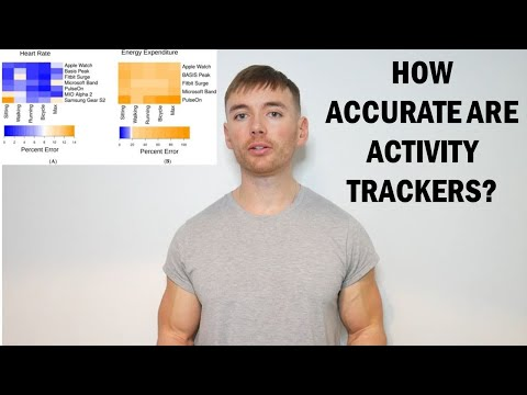 How Accurate Are Activity Trackers? (Steps, Heart Rate, Calories)