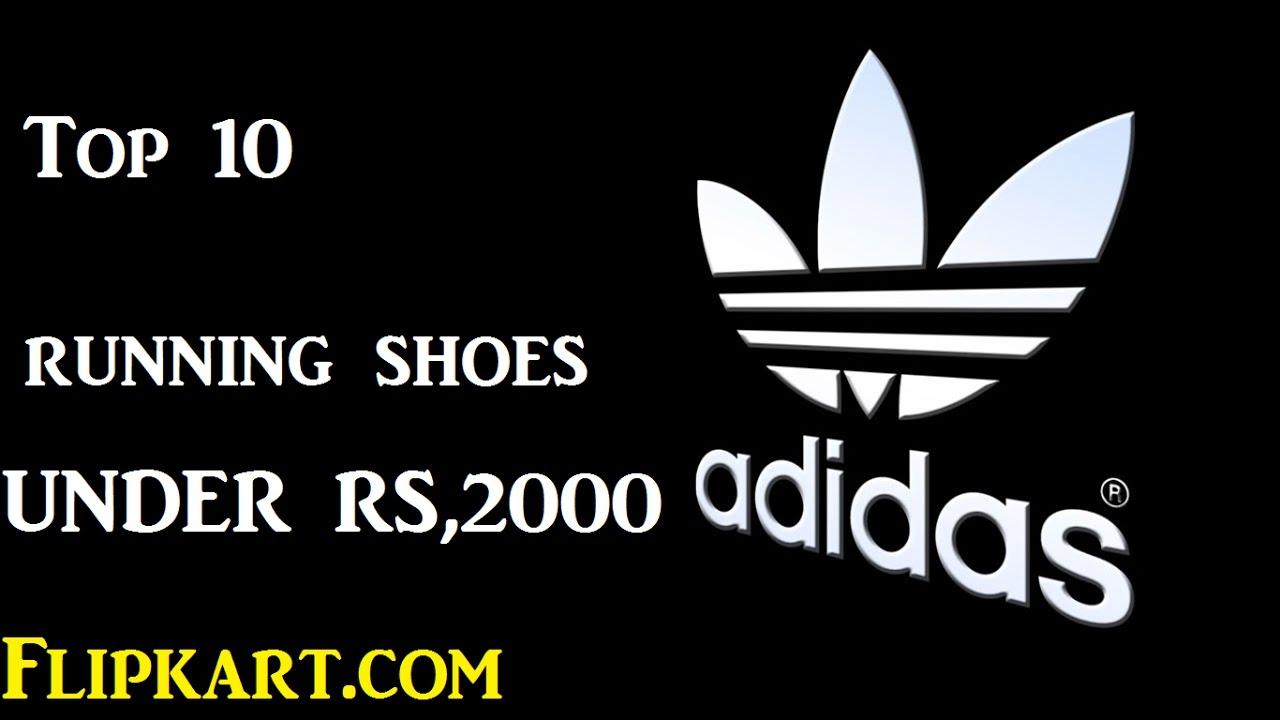 chorro Visión general Zapatos antideslizantes  Best Adidas Running shoes under Rs.2000/. on Flipkar.com 2017 #big10 sale -  YouTube