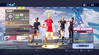 !!SOCCER SKINS RETURNING TODAY!! Solo Gamplay|150+ Wins