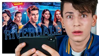 RIVERDALE STAFFEL 3 FOLGE 1 / FIRST REACTION SNEAK PEEK | DAVID MILAN