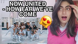 Now United How Far We Ve Come Profile Reaction