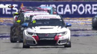 2016 Singapore, TCR Round 18 in full