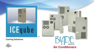 Blade Series Air Conditioners & Heat Exchangers