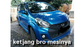 review & owning experience daihatsu sirion facelift 2015