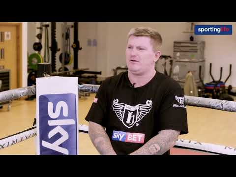 Ricky Hatton on Floyd Mayweather v Conor McGregor