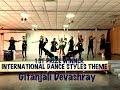 1st Prize Winner   International Dance Styles   Gitanjali Devashray school   Choreography by Shetty