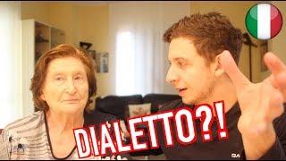 Nonna... Ma Che Lingua Parli!?