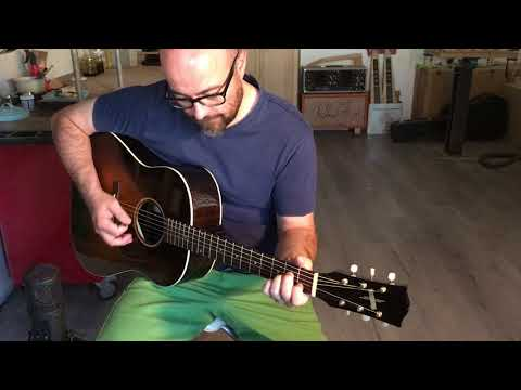 2014 Bagnasco&Casati Brazilian Rosewood J-45 - video 3