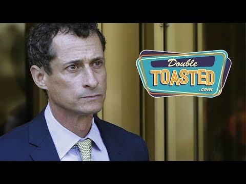 ANTHONY WEINER SENTENCED 21 MONTHS OVER SEXTING SCANDAL - Double Toasted