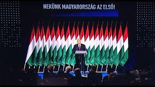 Orbán Viktor: Az utolsó 10 év volt a legsikeresebb az elmúlt száz évben