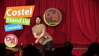 Costel dansand Club 99 Stand-up Comedy