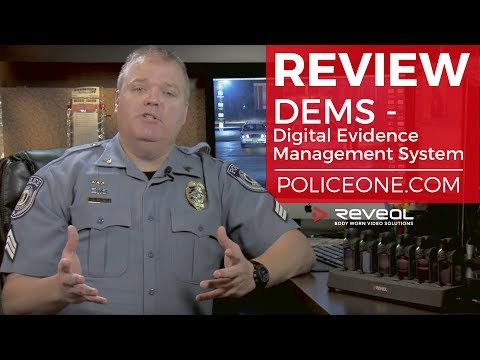 DEMS (Digital Evidence Management System) Review | Police One Innovation Zone