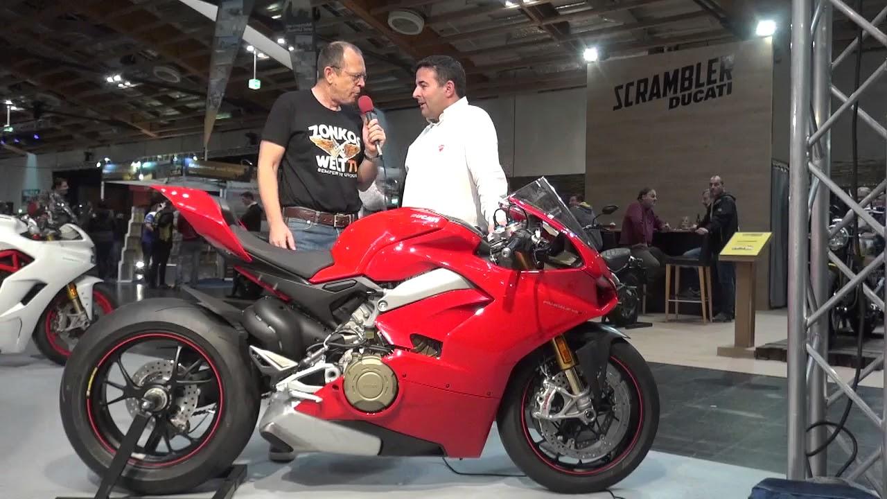 Ducati Panigale V4 S - Preis, Verfügbarkeit - Rahmen - YouTube