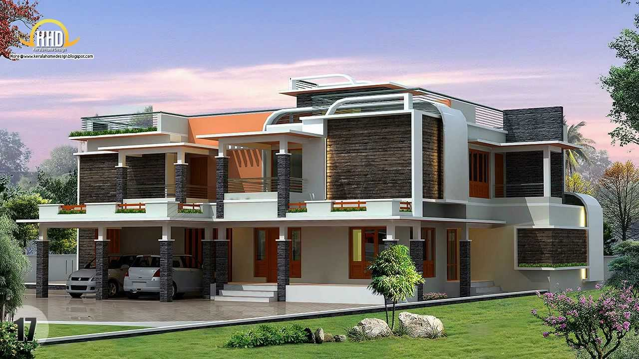 House design collection december 2012 youtube for Home architecture you tube