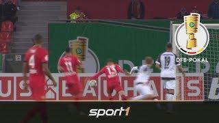 Bayers Siegtor doppelt irregulär! Leverkusen - Paderborn 1:0 | Highlights | DFB-Pokal 2019 | SPORT1