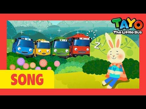 Little Peter Rabbit l Nursery Rhymes #16 l Tayo the Little Bus