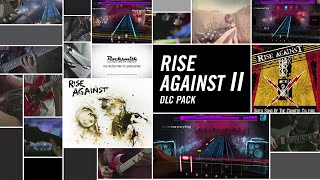 Rocksmith 2014 Edition DLC - Rise Against Song Pack II