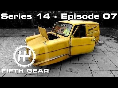 Fifth Gear: Series 14 Episode 7