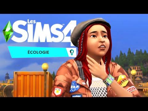 C'EST QUOI CES OBJETS ? - Les Sims 4: Écologie analyse de la bande annonce de gameplay.