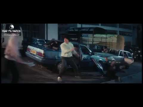 KFK EXCLUSIVE! Jackie Chan Police Story Blu Ray - Car Trouble HD (Clip 2 of 5)